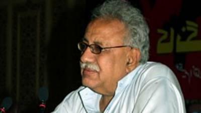 سندھ کی معروف سیاسی شخصیت جام ساقی انتقال کر گئے