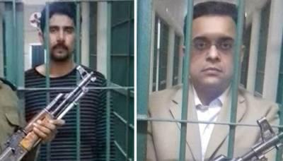 احد چیمہ اور شریک ملزم شاہد شفیع 15 روزہ جسمانی ریمانڈ پر نیب کے حوالے