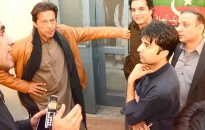 سینیٹ انتخابات میں ہر ایم پی اے کو چار کروڑ روپے رشوت دی گئی:عمران خان