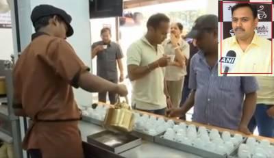 چائے والے کی ماہانہ آمدنی 12 لاکھ سے تجاوز کر گئی