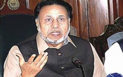 پنجاب میں تحریک انصاف کو 40 ووٹ ملنا ن لیگ کیلئے لمحہ فکریہ ہے: محمود الرشید
