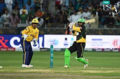 پاکستان سپر لیگ میں آج پشاور زلمی اور ملتان سلطانز کے درمیان مقابلہ ہو گا