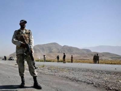 چمن، سرحدی علاقے میں کارروائی، 4 دہشت گرد ہلاک