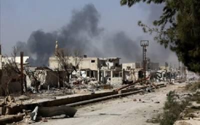 شام: 16 روز میں ہلاک ہونے والوں کی تعداد 700 سے تجاوز کر گئی