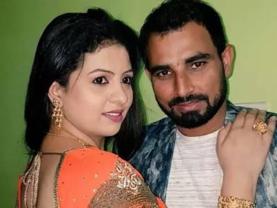 محمد شامی کی بیوی نےٹیسٹ کرکٹر پر الزامات کی بوچھاڑ کر دی