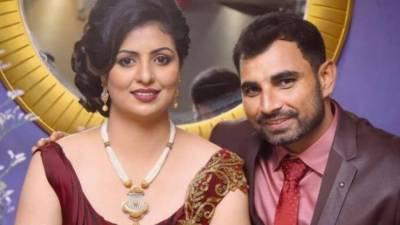 بیوی کے الزامات کے بعد محمد شامی بھی میدان میں آ گئے
