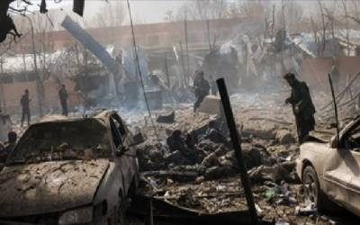 افغانستان میں دھماکہ، ڈائریکٹر حج و مذہبی امور جاں بحق، 9 شدید زخمی