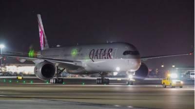 قطر کی قومی ایئر لائن مالی بحران کا شکار