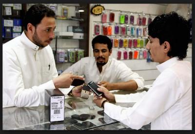 سعود ی عرب میں موبائل ریپئرنگ کی خفیہ ورکشاپ سے 14 غیر ملکی گرفتار