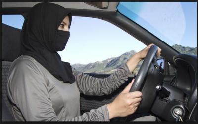 سعودی عرب میں 77 فیصد خواتین ڈرائیونگ کی خواہشمند ، سروے رپورٹ