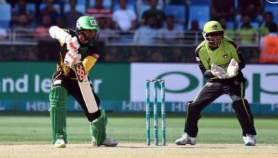 لاہور قلندر کو جیت کیلئے 115رنز کا آسان ترین ہدف مل گیا