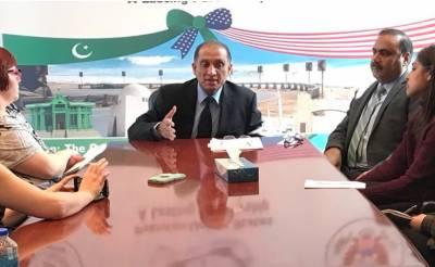 افغان مسئلے کا حل صرف مقامی اسٹیک ہولڈرز کے پاس ہے، اعزاز چوہدری