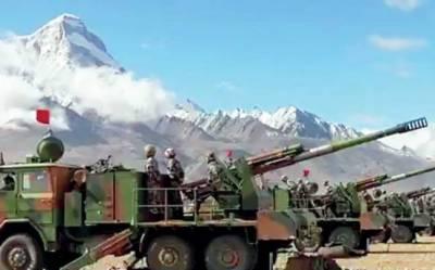 بھارت چین کی سرحد پر تعینات بھارتی فوجی چینی زبان سیکھنے لگے