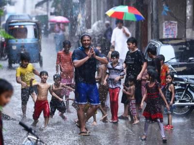 محکمہ موسمیات نے اگلے ہفتے سے ملک بھر میں بارشوں کی پیشگوئی کردی
