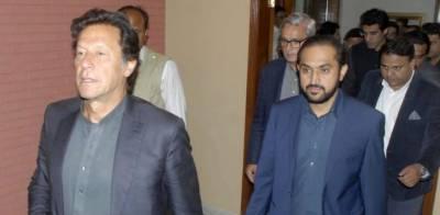 چیئرمین سینیٹ کی سیٹ پر بلوچستان کا حق بنتا ہے:عمران خان