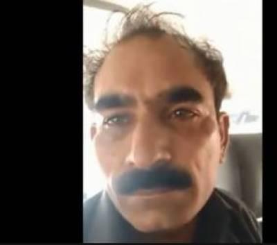 عمران کو جوتا مارنے کی کوشش کرنے والے ملزم نے معافی مانگ لی