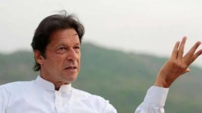 ن لیگ کا گلو بٹ مائنڈ سیٹ جمہوریت کو نقصان پہنچا رہا ہے،عمران خان کی حامد الحق پر حملے کی مذمت
