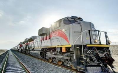 متحدہ عرب امارات کو سعودی عرب سے ریلوے ٹریک سے ملایا جائے گا