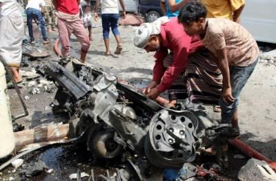 یمن میں کار بم حملہ،7افراد مارے گئے