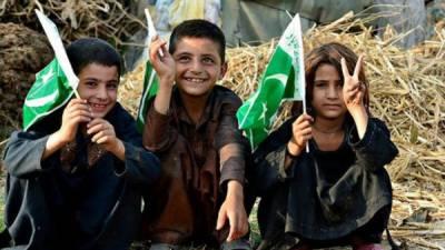 پاکستان نے خوشی کے عالمی انڈیکس میں بھارت کو پیچھے چھوڑ دیا