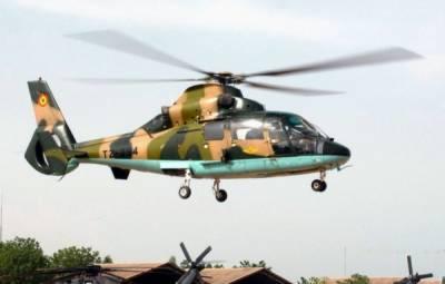 سینیگال میں فوجی ہیلی کاپٹر کے حادثہ میں 6 افراد ہلاک، 14 زخمی