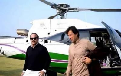 سرکاری ہیلی کاپٹر کا استعمال، نیب نے عمران خان کے خلاف اہم تفصیلات حاصل کرلیں