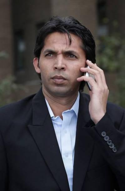 محمد آصف نے شارجہ ٹین پریمپر لیگ سے معاہدہ کر لیا
