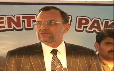 پی ٹی آئی نے ایوان بالا میں قائد حزب اختلاف کیلئے اعظم سواتی کو نامزد کر دیا