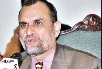 سینیٹر اعظم سواتی نے سینیٹ میں اپوزیشن لیڈر پی ٹی آئی کی جانب سے ہونے کا دعویٰ کردیا