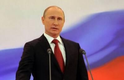 پیوٹن ایک بار پھر روس کے صدر منتخب ہو گئے