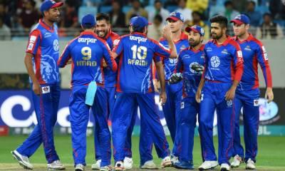 زلمی اور گلیڈی ایٹرز کے بعد کراچی کنگز کی ٹیم بھی دبئی سے پاکستان پہنچ گئی