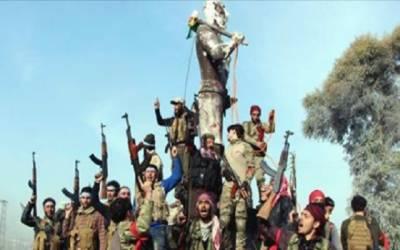 ترک افواج نے شامی علاقے عفرین میں کرد باغیوں کو پسپا کرکے کنٹرول سنبھال لیا
