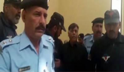 نقیب اللہ محسود قتل کیس،راﺅ انوار سپریم کورٹ میں پیش،گرفتار کرلیا گیا