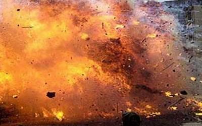چاغی: بارودی سرنگ کے قریب دھماکہ، 2 افراد جاں بحق