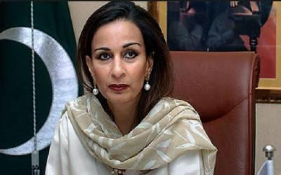 پاکستان پیپلز پارٹی کی شیری رحمان سینیٹ کی اپوزیشن لیڈر نامزد، نوٹیفکیشن جاری