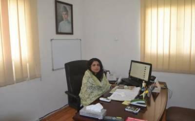 سعود ی عرب میں پاکستانی خاتون فوزیہ فیاض کی قونصلر کے عہدے پر تعیناتی، نئی تاریخ رقم ہو گئی