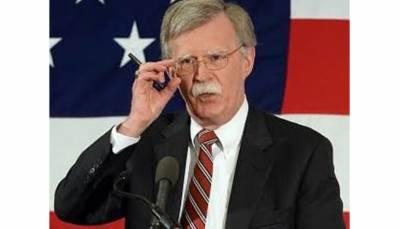 میک ماسٹر کی جگہ جان بولٹن امریکا کے نئے قومی سلامتی کے مشیر مقرر