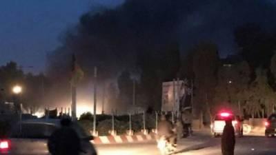 افغان صوبہ ہلمند کے شہر لشکر گاہ کے سٹیڈیم کے قریب دھماکہ،14 افراد ہلاک
