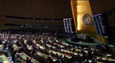 فلسطین پر جاری مظالم،اقوام متحدہ کی سلامتی کونسل میں اسرائیل کیخلاف 5 قراردادیں منظور،امریکہ کی مخالفت