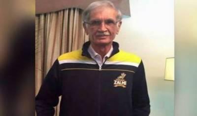 آج جو بھی ٹیم جیتی، جیت پاکستانی قوم کی ہو گی, پرویز خٹک