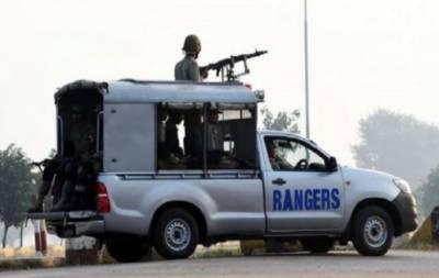 ڈی جی خان میں سخی سرور کے قریب سکیورٹی فورسز سے فائرنگ کا تبادلہ،3 دہشتگرد ہلاک