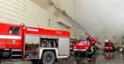 سائبیریا کے ایک شاپنگ مال میں آتشزدگی، ہلاکتوں کی تعداد 64 ہو گئی