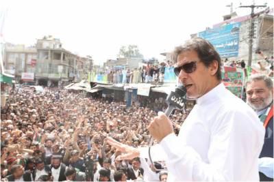 میاں برادران زرداری سے بڑے ڈاکو ہیں مگر بنتے شریف ہیں، عمران خان