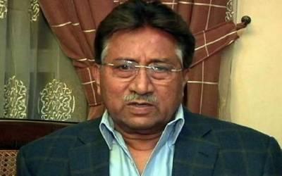 پرویز مشرف نے سیکیورٹی خدشات کی بنا پر پاکستان آنے سے انکار کر دیا