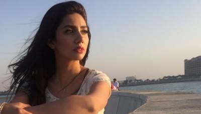 ماہرہ خان جلد ہی رومانوی کامیڈی فلم میں جلوہ گر ہوں گی