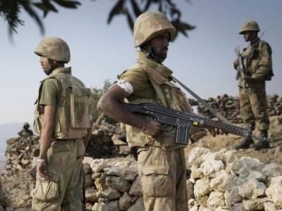 بلوچستان:سیکیورٹی فورسز کی مختلف علاقوں میں کارروائیاں ، دو دہشتگرد گرفتار