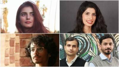 نو پاکستانیوں نے فوربز '30 انڈر 30' میں جگہ بنا لی