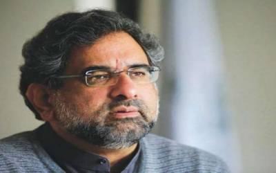 پاکستان پیپلز پارٹی نے شاہد خاقان عباسی کے خلاف تحریک استحقاق لانے کا فیصلہ کر لیا