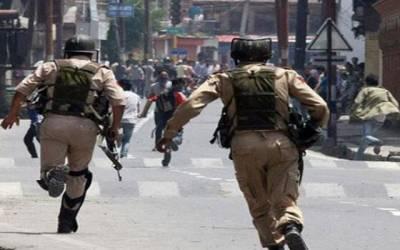 مقبوضہ کشمیر: بھارتی فورسز نے 4 کشمیری نوجوانوں کو شہید کر دیا