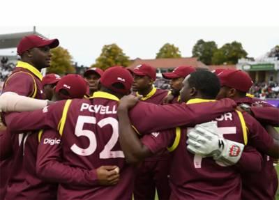ویسٹ انڈیز نے پاکستان کیخلاف 13 رکنی ٹیم اور مینجمنٹ کا اعلان کر دیا